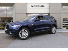 2019_Jaguar_F-PACE_25t Prestige_ Kansas City KS