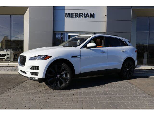 2019 Jaguar F-PACE 30t Portfolio Merriam KS