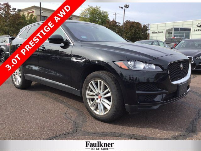 2019 Jaguar F-PACE 30t Prestige Willow Grove PA
