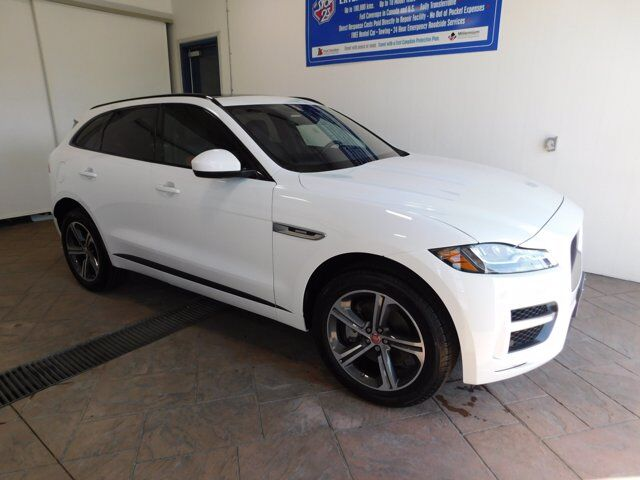 2019 Jaguar F-PACE R-Sport LEATHER NAVI SUNROOF Listowel ON