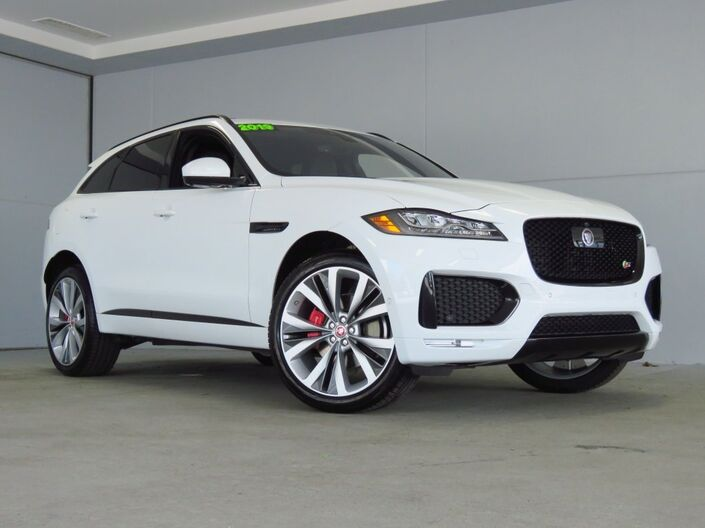 2019 Jaguar F-PACE S Merriam KS