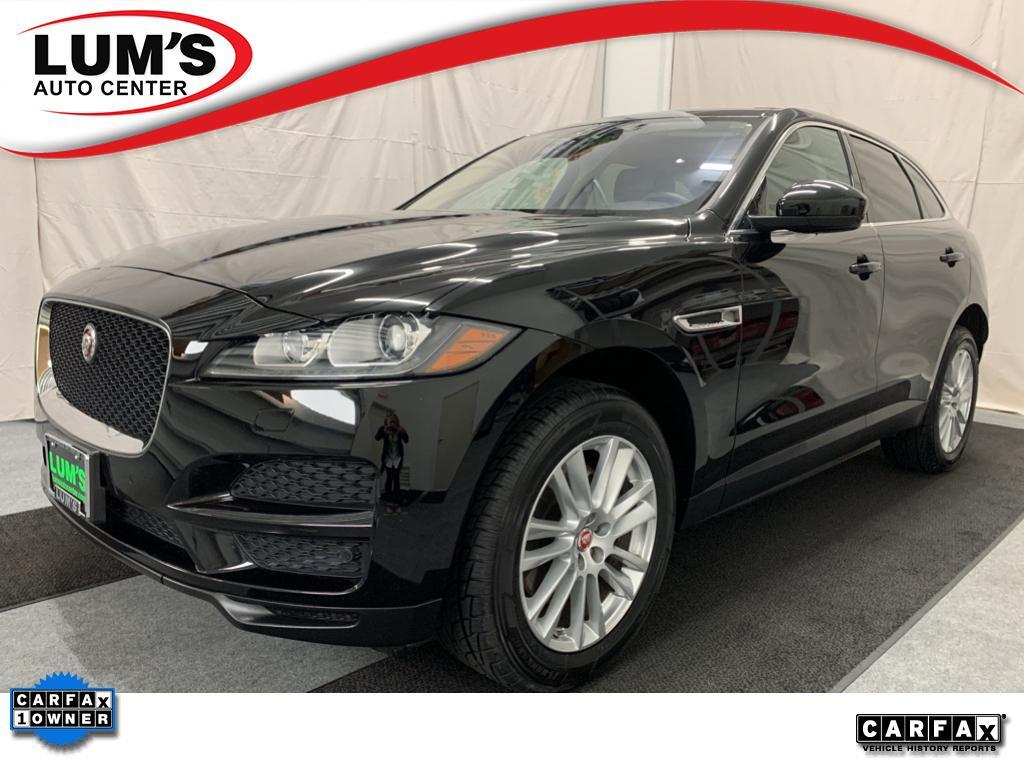 2019 Jaguar F-Pace 30t Prestige Warrenton OR
