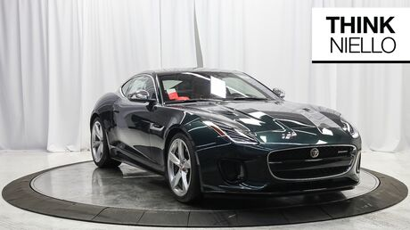 2019 Jaguar F-TYPE Coupe R-Dynamic P380 AWD Sacramento CA