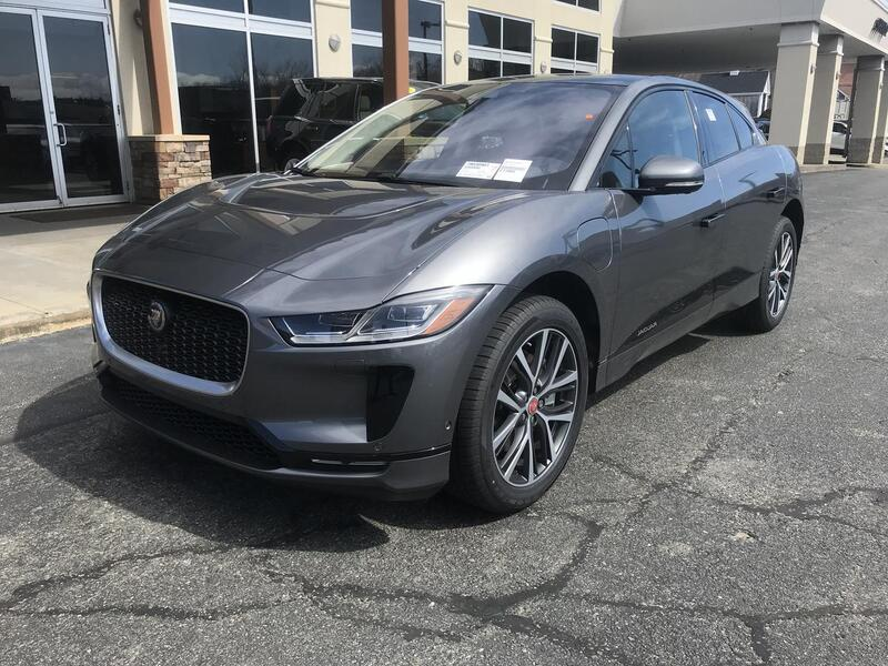 2019_Jaguar_I-PACE_First Edition_ Warwick RI