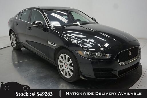 2019_Jaguar_XE_25t CAM,SUNROOF,KEY-GO,17IN WHLS_ Plano TX