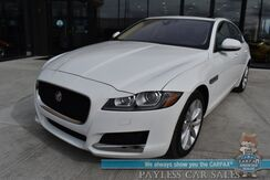 2019_Jaguar_XF_25t Premium / AWD / Power Leather Seats / Sunroof / Keyless Start / Bluetooth / Back Up Camera / Cruise Control / 33 MPG / 1-Owner_ Anchorage AK