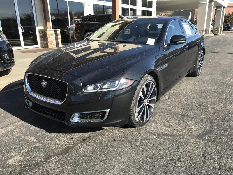 2019_Jaguar_XJ_50th Anniversary Edition_ Warwick RI