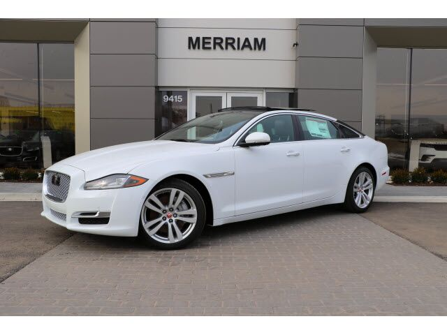 2019 Jaguar XJL Portfolio Merriam KS