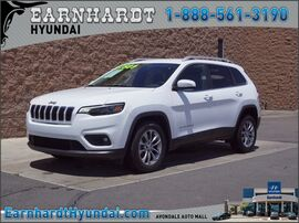 2019_Jeep_Cherokee_4d SUV FWD Latitude Plus Altitude 2.4L_ Phoenix AZ