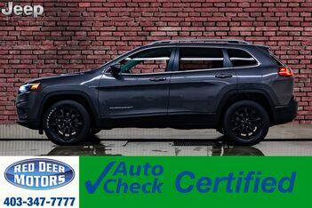 2019_Jeep_Cherokee_4x4 North BCam Hseat_ Red Deer AB