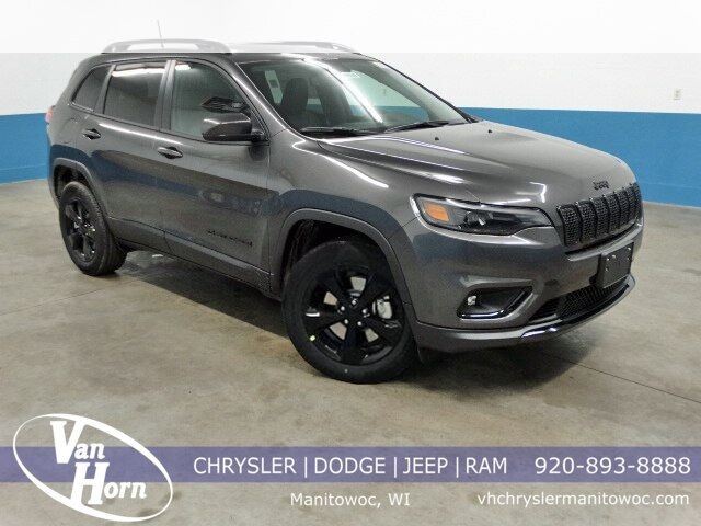 2019 Jeep Cherokee Altitude Milwaukee WI
