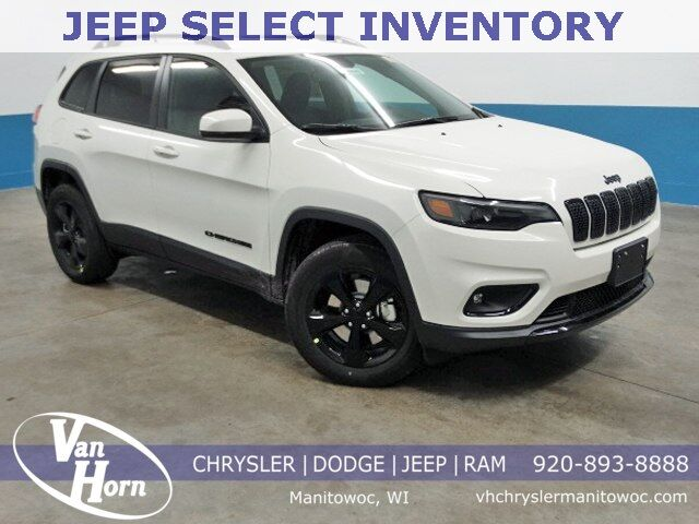 2019 Jeep Cherokee Altitude Plymouth WI
