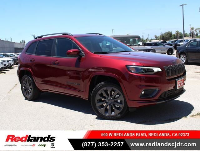 2019 Jeep Cherokee HIGH ALTITUDE 4X4 Redlands CA