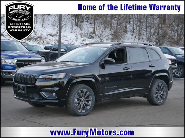 2019 Jeep Cherokee High Altitude 4x4 Stillwater MN