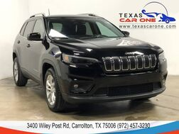 2019_Jeep_Cherokee_LATITUDE AUTOMATIC REAR CAMERA WITH GUIDELINES BLUETOOTH ALLOY WHEELS_ Carrollton TX