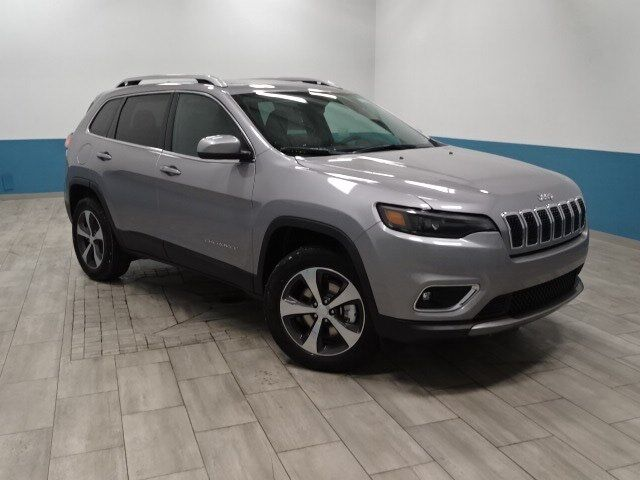 2019 Jeep Cherokee LIMITED 4X4 Plymouth WI