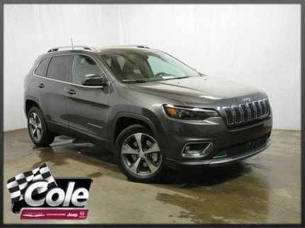 2019_Jeep_Cherokee_LIMITED FWD_ Southwest MI