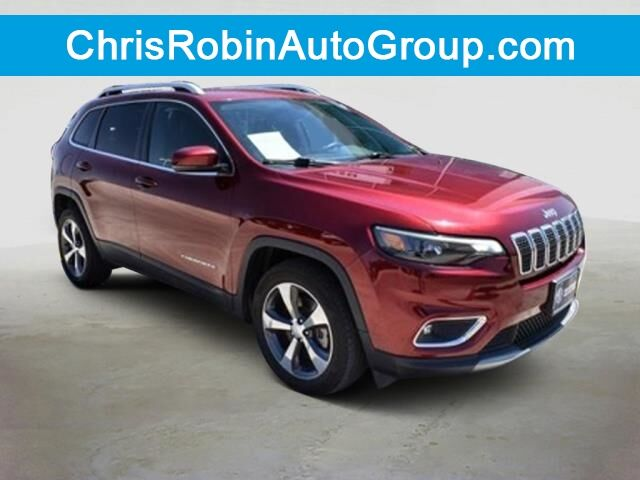 2019 Jeep Cherokee LIMITED FWD Midland TX