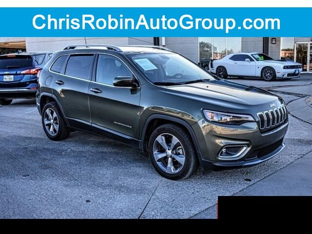 2019 Jeep Cherokee LIMITED FWD Odessa TX