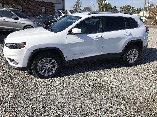 2019 Jeep Cherokee Latitude 4x4 Ashland VA