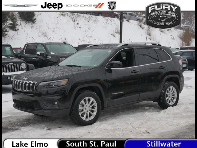 2019 Jeep Cherokee Latitude 4x4 St. Paul MN