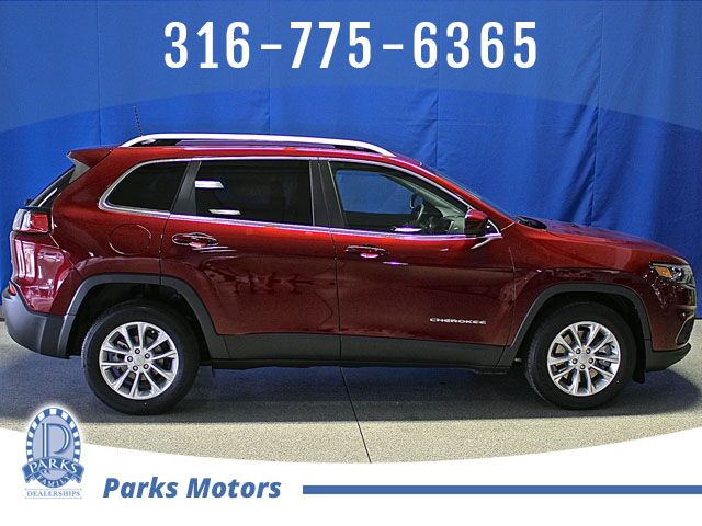 2019 Jeep Cherokee Latitude Wichita KS