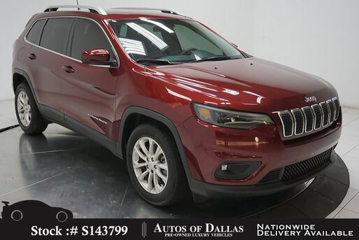 2019_Jeep_Cherokee_Latitude BACK-UP CAMERA,17IN WHLS_ Plano TX