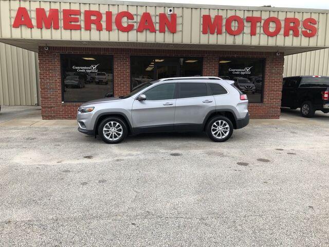 2019 Jeep Cherokee Latitude Brownsville TN