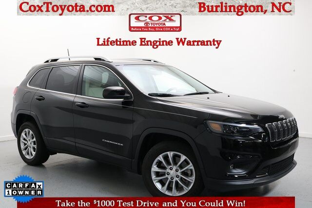 2019 Jeep Cherokee Latitude Burlington NC