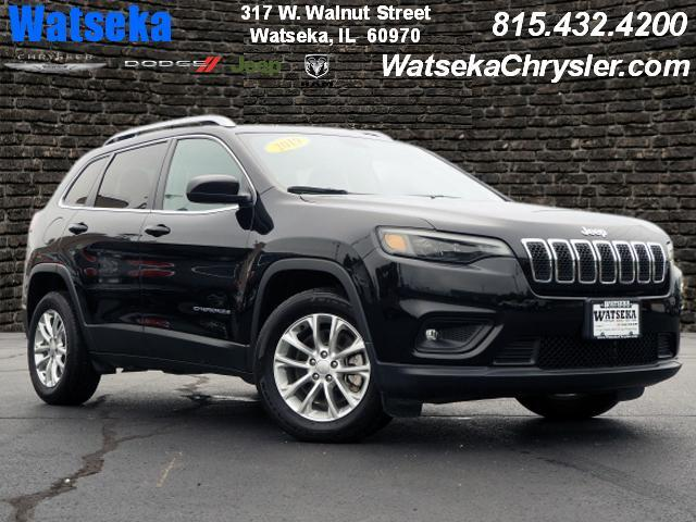 2019 Jeep Cherokee Latitude Dwight IL