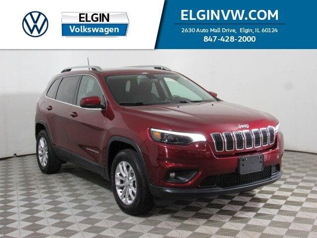 2019 Jeep Cherokee Latitude Elgin IL