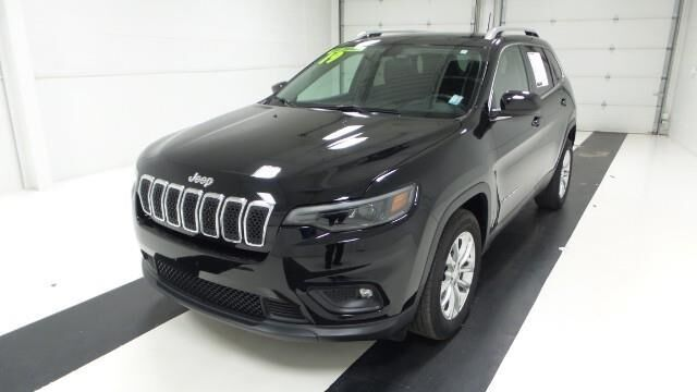 2019 Jeep Cherokee Latitude FWD Manhattan KS