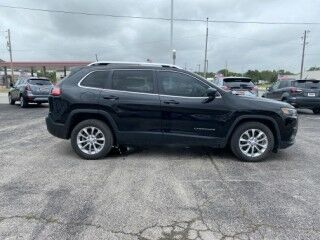 2019 Jeep Cherokee Latitude FWD Fort Scott KS