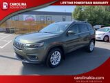 2019 Jeep Cherokee Latitude High Point NC