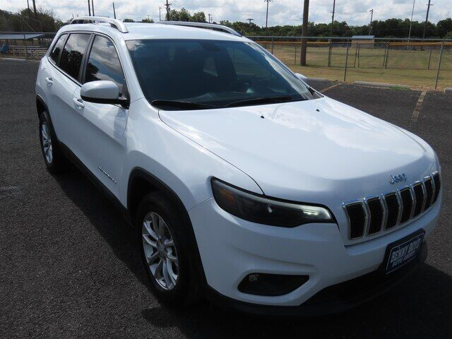 2019 Jeep Cherokee Latitude Copperas Cove TX