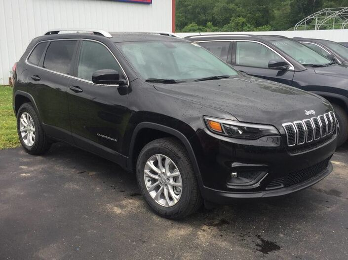 2019 Jeep Cherokee Latitude Rock City NY
