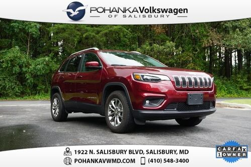 2019_Jeep_Cherokee_Latitude Plus ** ONLY 8,000 MILES ** MUST SEE **_ Salisbury MD