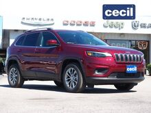 2019_Jeep_Cherokee_Latitude Plus_  TX