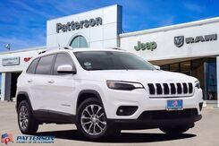 2019_Jeep_Cherokee_Latitude Plus_ Wichita Falls TX