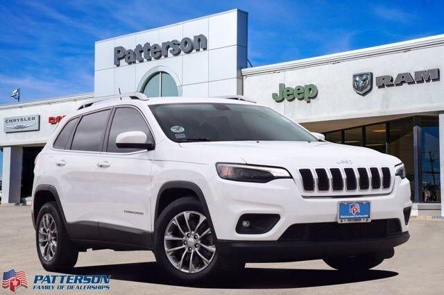 2019 Jeep Cherokee Latitude Plus Wichita Falls TX