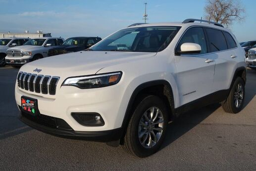 2019 Jeep Cherokee Latitude Plus Wichita Falls TX