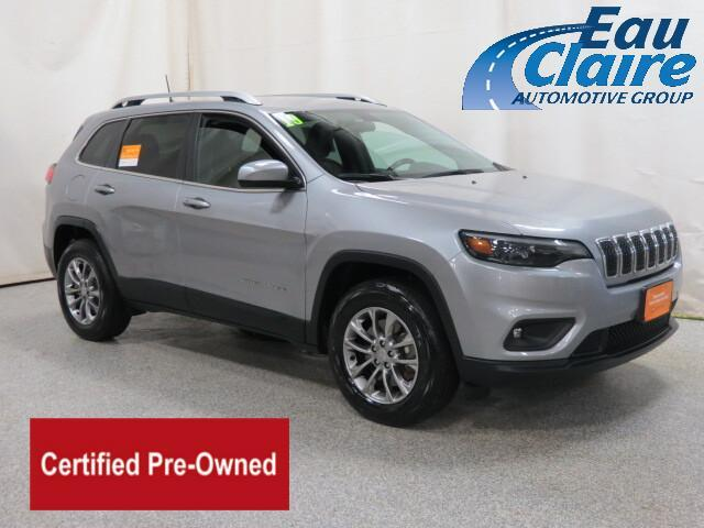 2019 Jeep Cherokee Latitude Plus 4x4 Altoona WI