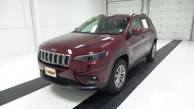 2019 Jeep Cherokee Latitude Plus 4x4 Topeka KS