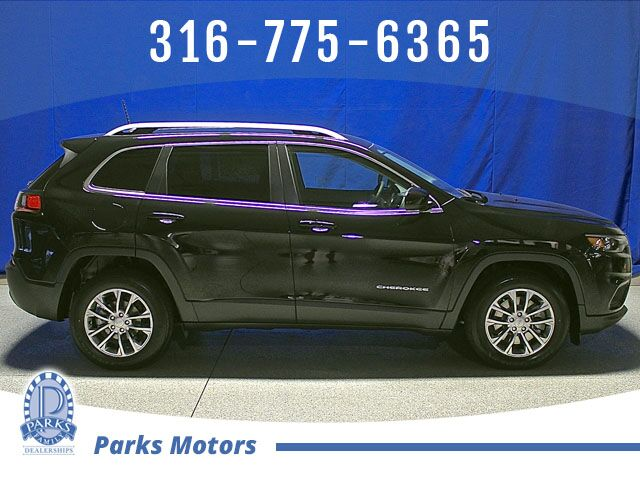 2019 Jeep Cherokee Latitude Plus Wichita KS