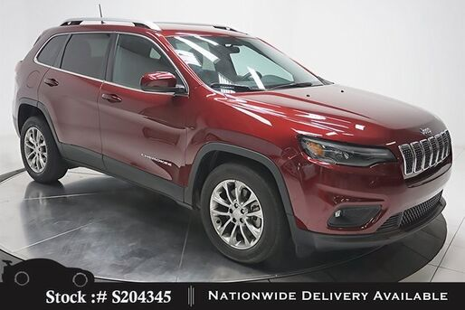 2019_Jeep_Cherokee_Latitude Plus BACK-UP CAMERA,KEY-GO,17IN WLS_ Plano TX