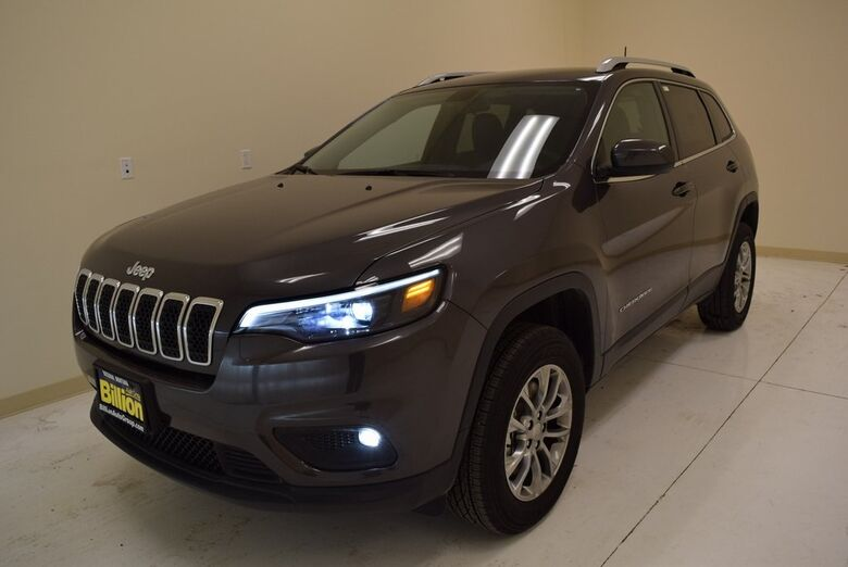 2019 Jeep Cherokee Latitude Plus Bozeman MT