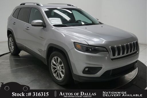 2019_Jeep_Cherokee_Latitude Plus CAM,PARK ASST,17IN WHLS_ Plano TX