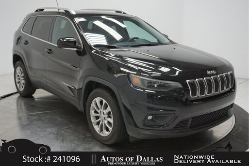 2019_Jeep_Cherokee_Latitude Plus CAM,PARK ASST,KEY-GO,BLIND SPOT,17IN_ Plano TX