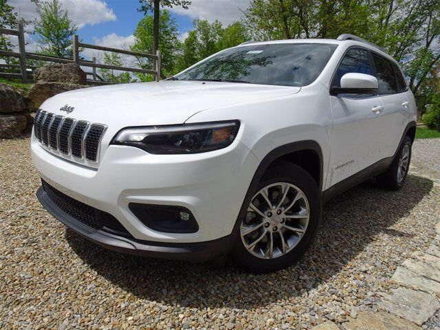 2019 Jeep Cherokee Latitude Plus Cincinnati OH