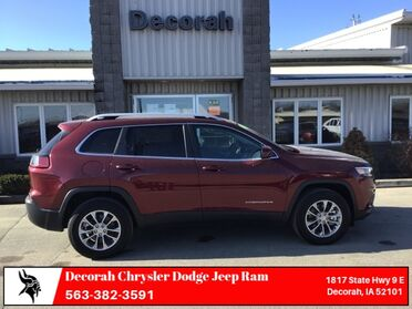 2019_Jeep_Cherokee_Latitude Plus_ Decorah IA